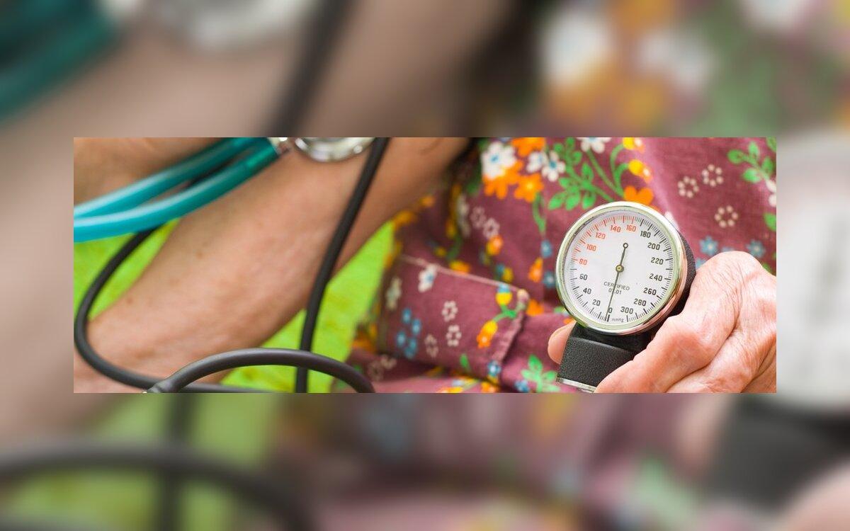 hipertenzija nuo antplūdžio)