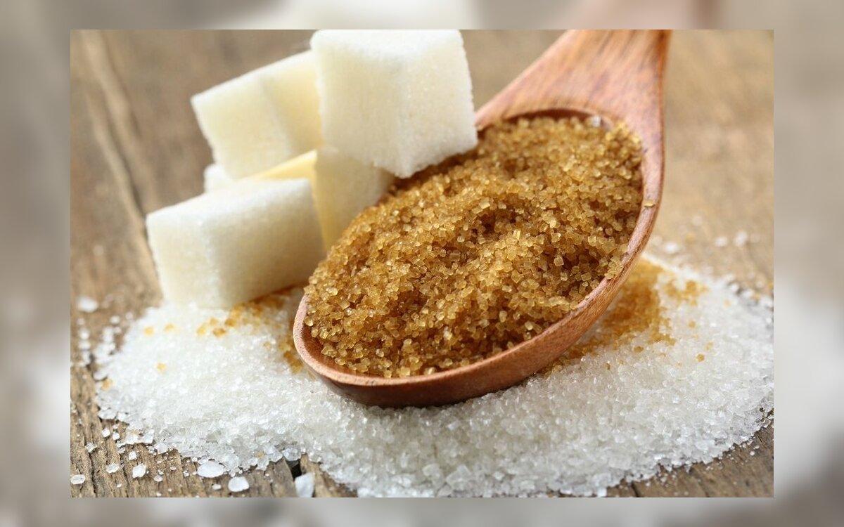 jokio cukraus nėra svorio