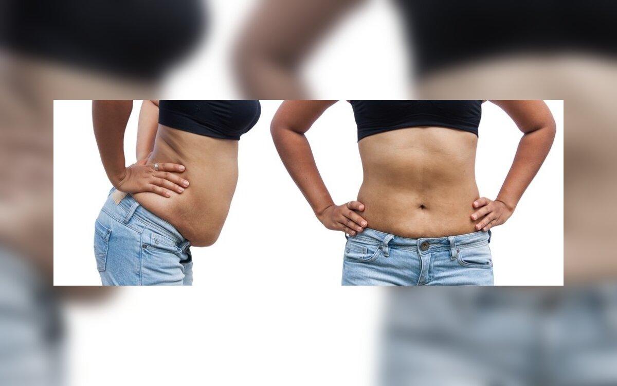 hw 2 numesti svorio per savaitę)