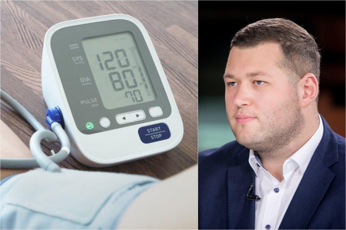 ką kardiograma parodys dėl hipertenzijos)