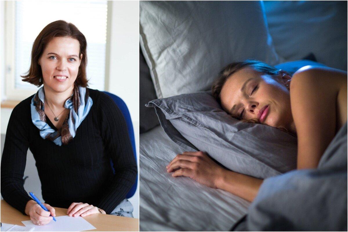 miego sutrikimas hipertenzija)