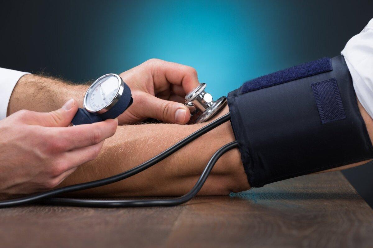 lengvosios atletikos hipertenzijai gydyti