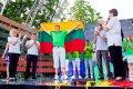 Lietuvos sporto federacijų vadovai LTOK prezidento poste mato V.Alekną