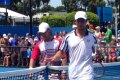 Tennis: Berankis endures the Sijsling heat