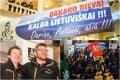 Dakaro ralį įveikęs ekipažas parskrido į Lietuvą