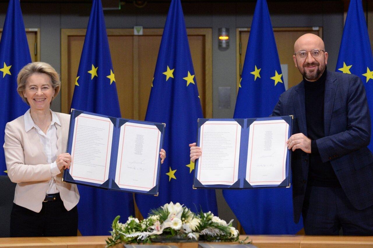 brexit prekybos susitarimo variantai