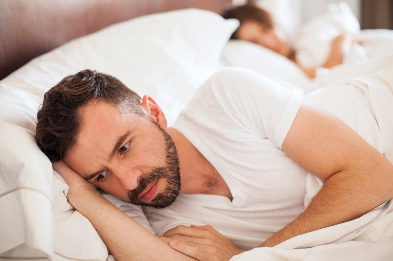 erekcijos problemos pirmą kartą erekcijos taškas masažui