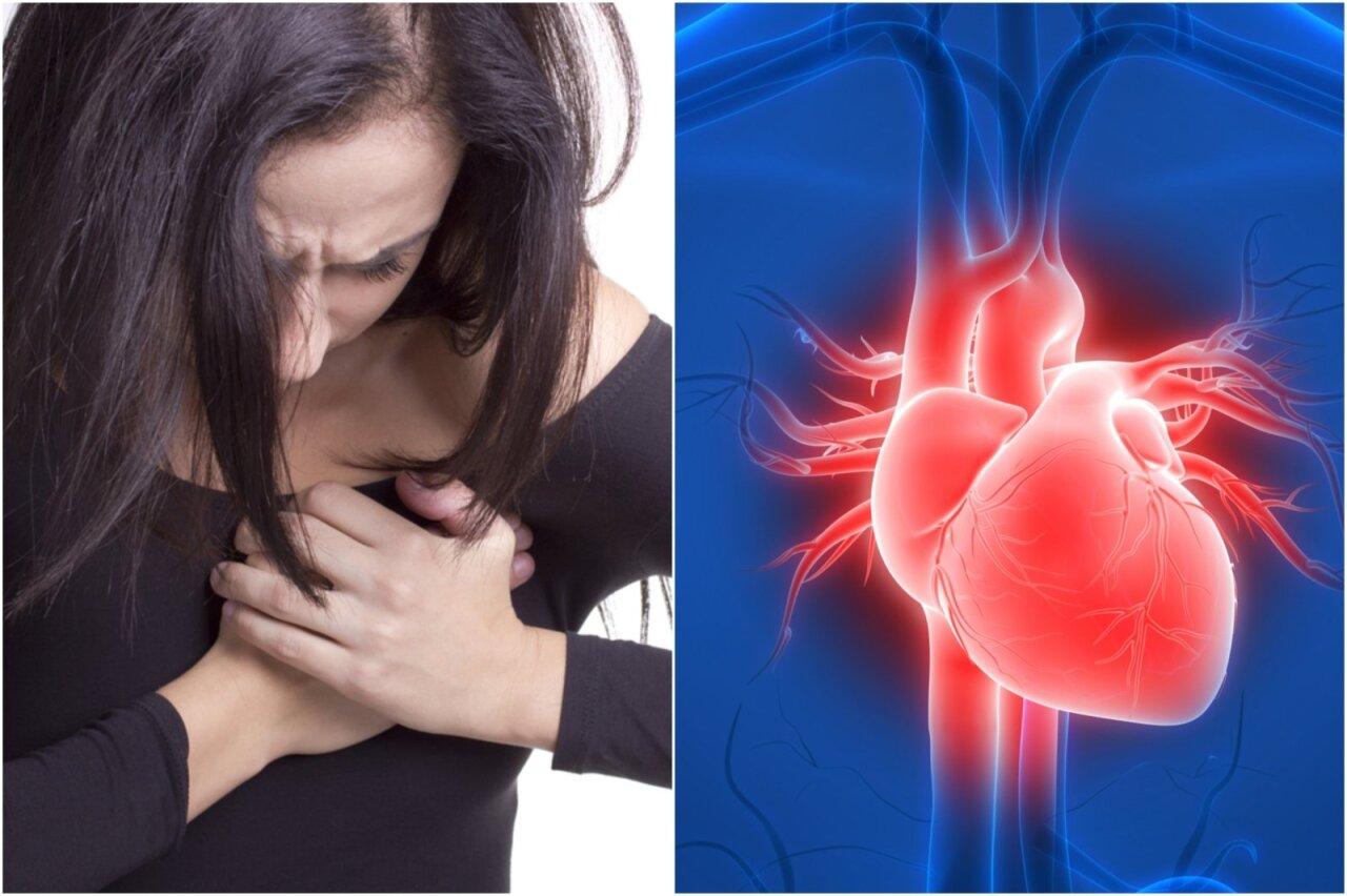 csiro širdies sveikata hipertenzija ir spazmalgonas