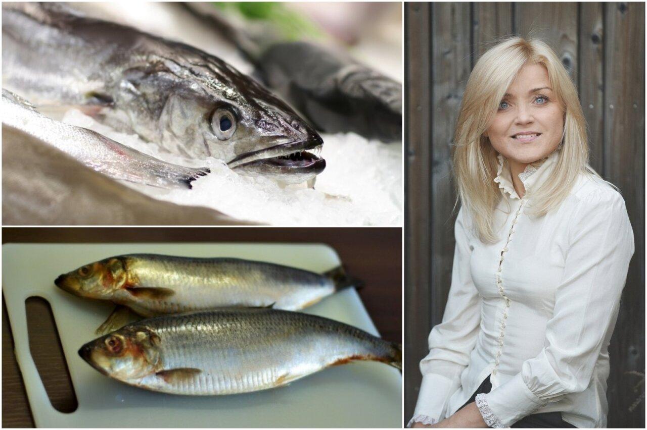 geriausia valgyti žuvis širdies sveikatai