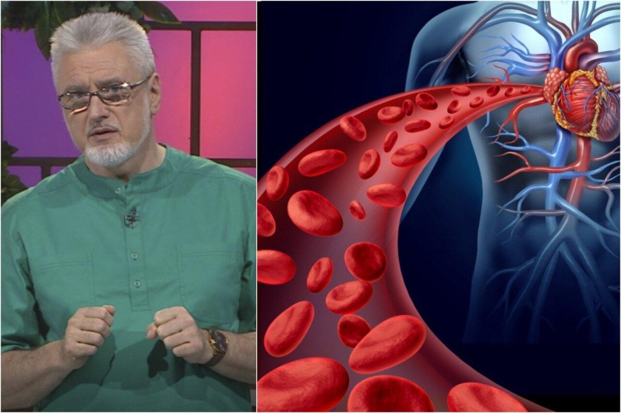 kalcio magnio širdies sveikata)
