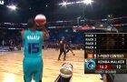 NBA tritaškių konkurso nugalėtoju tapo E. Gordonas: varžybų akimirkos
