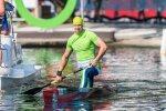 Kanojininkas Henrikas Žustautas Rio2016 olimpinėse žaidynėse