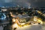 Grupė Seimo narių siūlo Vyriausybei perimti Profsąjungų rūmus