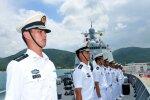 Kinijos karo laivai Baltijos jūroje – ne atsitiktinis galios demonstravimas