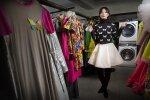 Dizainerė A. Kuzmickaitė: lietuvės kartais baiminasi pirkti dizainerių drabužius