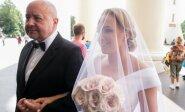 Romano vertą Elenos Puidokaitės-Atlantos meilės istoriją vainikavo vestuvės