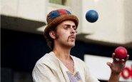 Autostopu po visą Europą – žongliruodavo ir miegodavo rugiuose