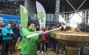 """""""LTeam"""" festivalis į Druskininkus grąžino žiemą"""