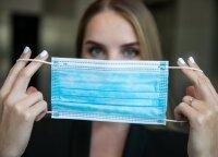 Įspėjo dėl apsauginių kaukių: nuo virusų apsaugo toli gražu ne visos