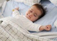 Ekspertų patarimai išvargusiems tėvams: kaip užmigdyti kūdikį ir gerai išsimiegoti patiems