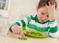 Jūsų vaikas nevalgo? Pasidomėkite ARFID