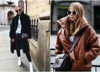 Žiema – ne pasiteisinimas atrodyti bet kaip, o kailiniai ne tik ponių drabužis