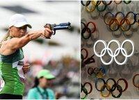 Normatyvus įveikę Lietuvos sportininkai ruošiasi į novatoriškas Tokijo olimpines žaidynes
