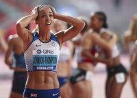Atletai kritikuoja Tarptautinio olimpinio komiteto poziciją dėl olimpiados: mus stato į pavojų