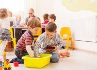 Mokslininkai nustatė, kas lemia lietuvių pasirinkimą, renkantis vaikų darželį: tai, kas liko paskutinėje vietoje, tyrėjus nustebino