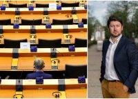 Briuselyje dirbantis lietuvis: čia juokaujama, kad geriausias rezultatas – kai visi lieka vienodai nepatenkinti