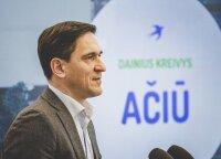 D. Kreivys: Vilnius turi galimybę pritraukti milijardą eurų investicijų – ką su šia suma būtų galima nuveikti