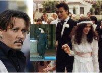 Lori Anne Allison - vienintelė moteris, sugebėjusi nutempti Johnny Deppą prie altoriaus: kas ji ir kodėl apie ją nekalbama?