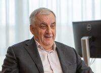 """Buvęs """"Lukoil Baltija"""" vadovas Paleičikas – apie automatais ginkluotą palydą ir blogo ruso etiketę"""