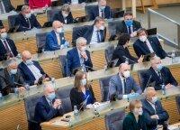 Seime – siūlymas įmonių valdybose mažinti nepriklausomų narių skaičių