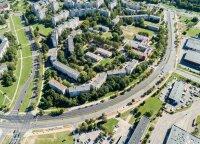 Investicijomis pasigirti negalintis Vilniaus mikrorajonas skaičiuoja vos kelis naujus NT projektus: ateitis – miglota