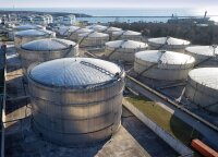 Lietuvoje mažėja naftos gavyba