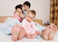 Nepalyginsi, koks seksas buvo prieš gimstant vaikui ir dabar: ar dar yra šansų grąžinti ankstesnę aistrą?