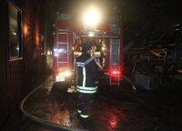 Po gaisro Kauno atliekų tvarkymo įmonėje tyrimo imasi aplinkosaugininkai