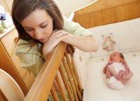 Kaip elgtis po gimdymo normalu, o kas jau laikoma sutrikimu?