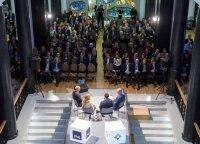 Globalių lietuvių profesionalų forume – padrąsinimai jauniems pradėti savo verslą