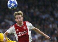"""""""Barcelona"""" laimėjo turtuolių varžytines dėl Olandijos talento parašo"""