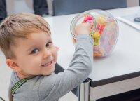 Gruodis – saldumynų mėnuo: kaip vaikams padėti neprarasti saiko?