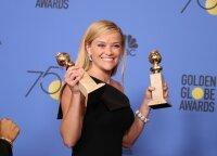 Aktorė Reese Witherspoon prisiminė, ką reiškia tapti nėščia, kai tau vos 22-eji: be proto išsigandau