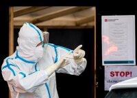 2104 new coronavirus cases