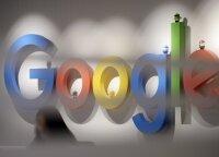"""Prancūzija """"Google"""" skyrė 1,1 mln. eurų baudą"""