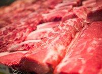 Rokiškio turgavietė lieka be šviežios mėsos: nustatyti šiurkštūs pažeidimai