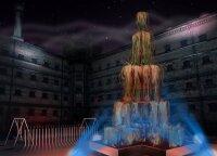 Historical prison of Vilnius transformed for Christmas