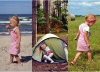 Keliaujame su vaikais: 10 kelionių idėjų Lietuvoje