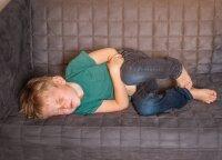 Kaip skausmą išgyvena vaikai ir kokią įtaką tai gali turėti ateityje