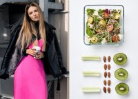 Sveikatos ir grožio šaltinis: Simona Burbaitė patarė, ką turėtumėte įtraukti į savo valgiaraštį